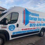Premium Garage Door Truck