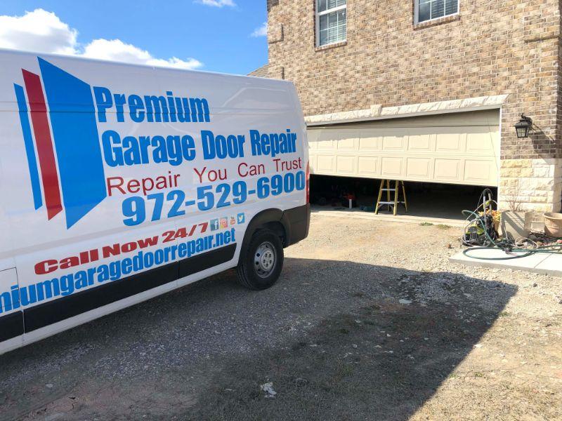 Garage Door repair by Premium Garage Door Repair