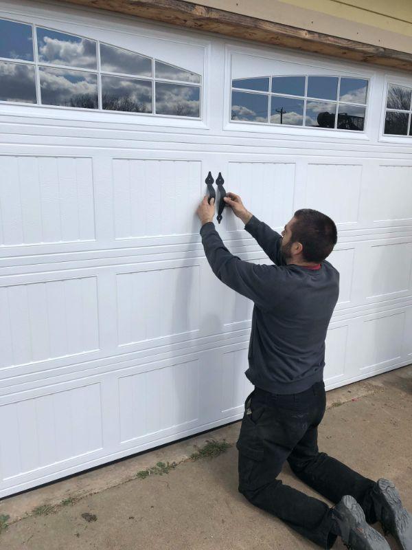 garage door repair installation texas door repair installation